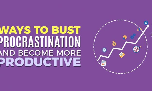 EP023: 8 Ways To Bust Procrastination and Become More Productive