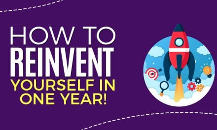 EP026: How To Reinvent Yourself In One Year!