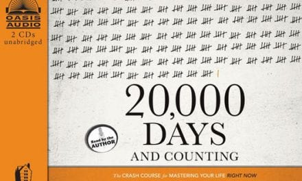 Book Review 20,000 Days And Counting By Robert D. Smith