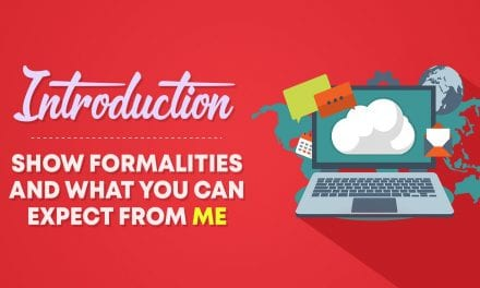 EP001: Introduction, Show Formalities and What You Can Expect From Me