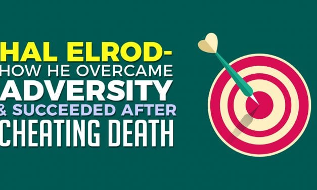 EP021: Hal Elrod – How He Overcame Adversity & Succeeded After Cheating Death