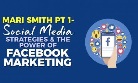EP019: Mari Smith Pt 1. Social Media Strategies And The Power Of Facebook Marketing